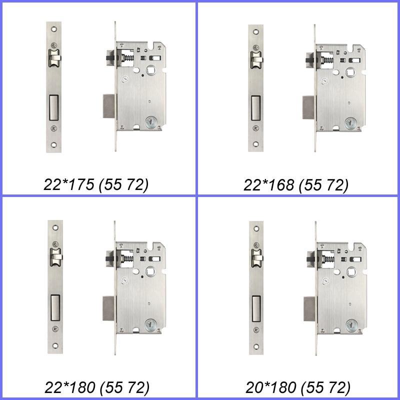 HTB1wCM5aa1s3KVjSZFtq6yLOpXaR Wifi Tuya APP Electronic Door Lock Biometric Fingerprint 13.56mhz IC Card Password Mobile Phone Unlock Remotely Smart Home