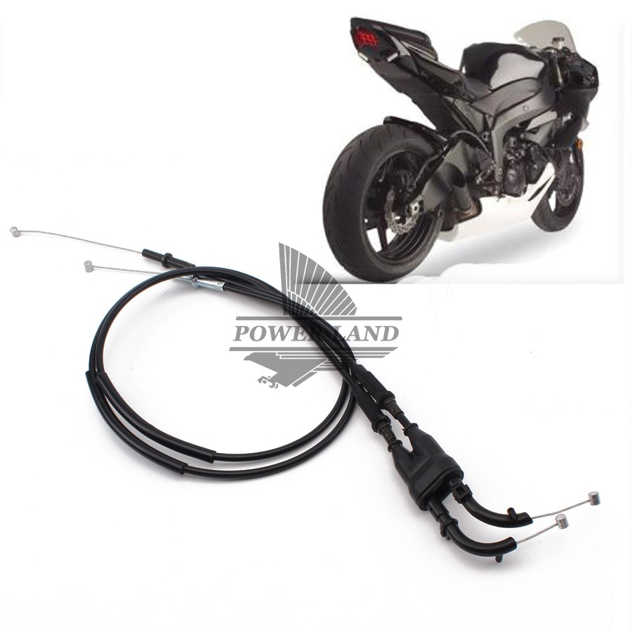For Kawasaki Zx6r Zx636 2009 2012 Motorcycle Throttle