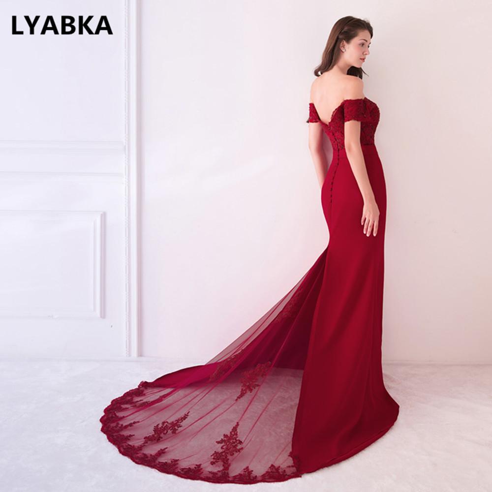 вечернее платье abendkleider 2018 дизайн милая русалка платье для выпускного вечера атлас с приложений вечерние платья длинный halt де суаре