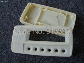 High Precision Plastic Screw Parts Rapid Prototype in CNC Machining
