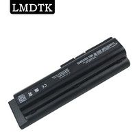LMDTK New 12CELLS laptop battery FOR HPG50 G60 G70 CQ61 CQ71 HSTNN DB72 HSTNN DB73 HSTNN IB72 HSTNN IB73 HSTNN IB79