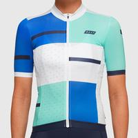 Women ride Jersey 2017 Summer short sleeve Jersey road bike and MTB cycling wear team bicycle clothes custom made top gear