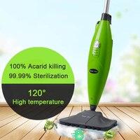 99.99% Sterilization Rate Handheld Steam Cleaner 120 Degree High Temperature Electric Steam Mop Carpet Floor Cleaning Machine
