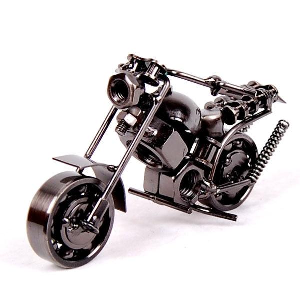 Handmade metal model motorcycles Iron Motorbike Models