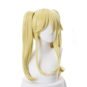 Image 5 - Kakegurui Compulsive Gambler Mary Saotome Momobami Kirari Jabami Yumeko Synthetic Hair Cosplay Costume Wigs +Wig Cap