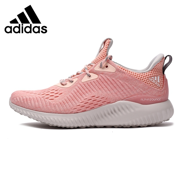 Original New Arrival 2017 Adidas Alphabounce EM W Women's Running Shoes  Sneakers