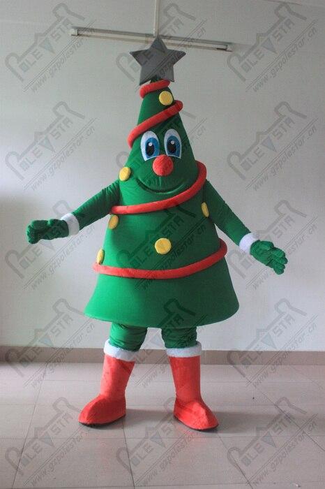 Exportation de haute qualité POLE STAR mascotte COSTUMES offre spéciale arbre de noël mascotte costumes