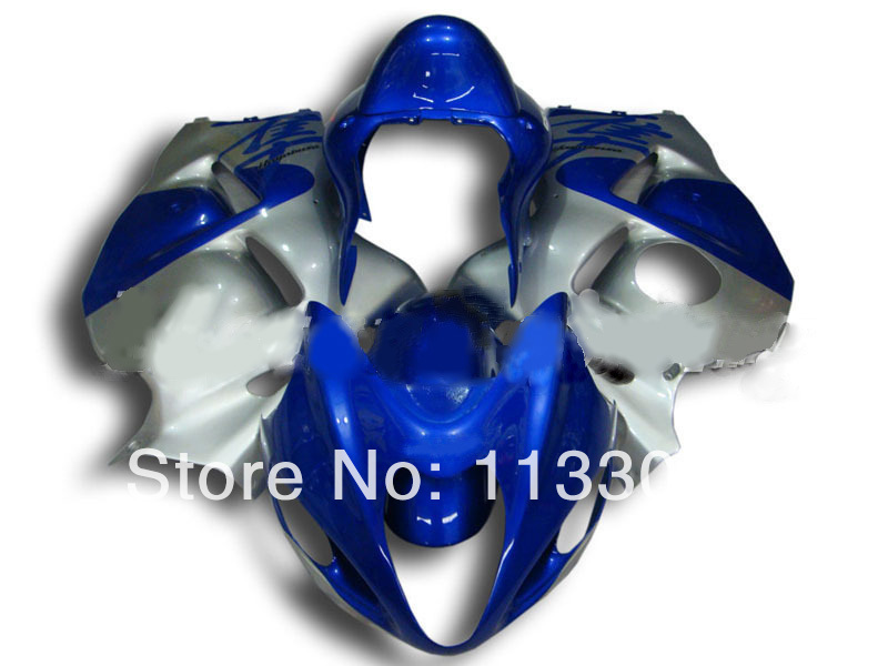 Инъекции для SUZUKI hayabsa GSXR1300 GSX-R1300 GSXR 1300 96 97 98 99 00 01 02 03 04 05 06 07 T43653 синий J43644 обтекатель