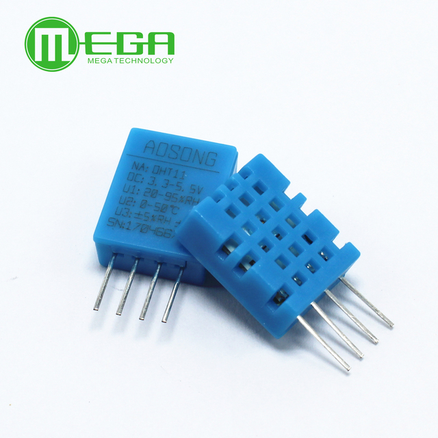 G Бесплатная доставка, 1 шт. dht-11 DHT11 Цифровой Температура и влажности Сенсор dht-11
