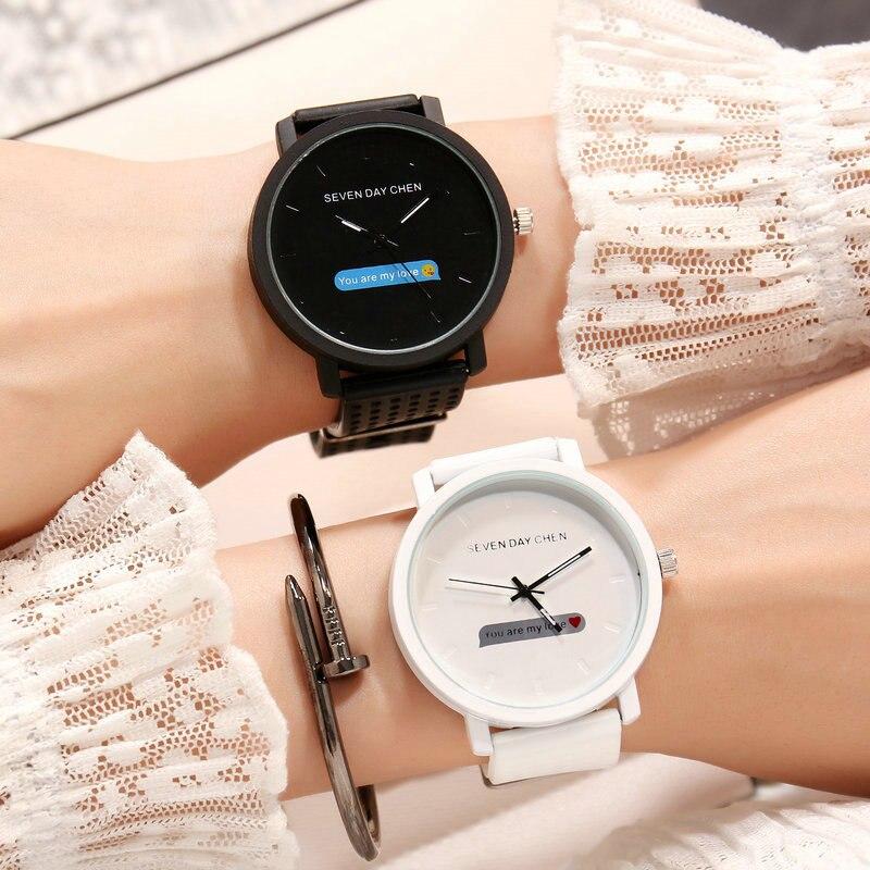 Female Wristwatch 2019 Fashion Women Lady Brand Famous Clock Quartz Watch Girls Montre Femme Relogio Feminino