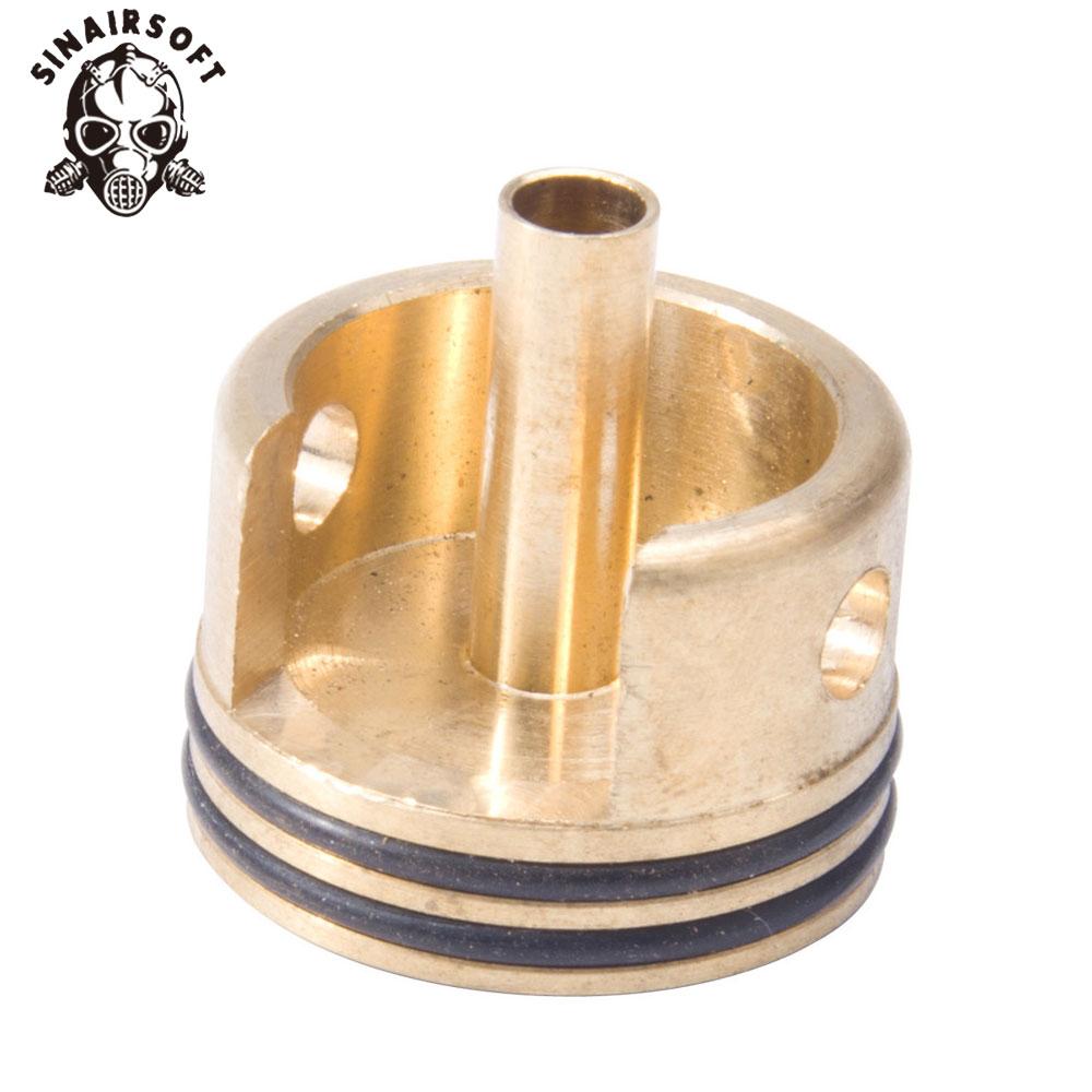 SINAIRSOFT Stille Cilinderkop Voor Airsoft AEG Ver.2 / 3 - Jacht - Foto 6