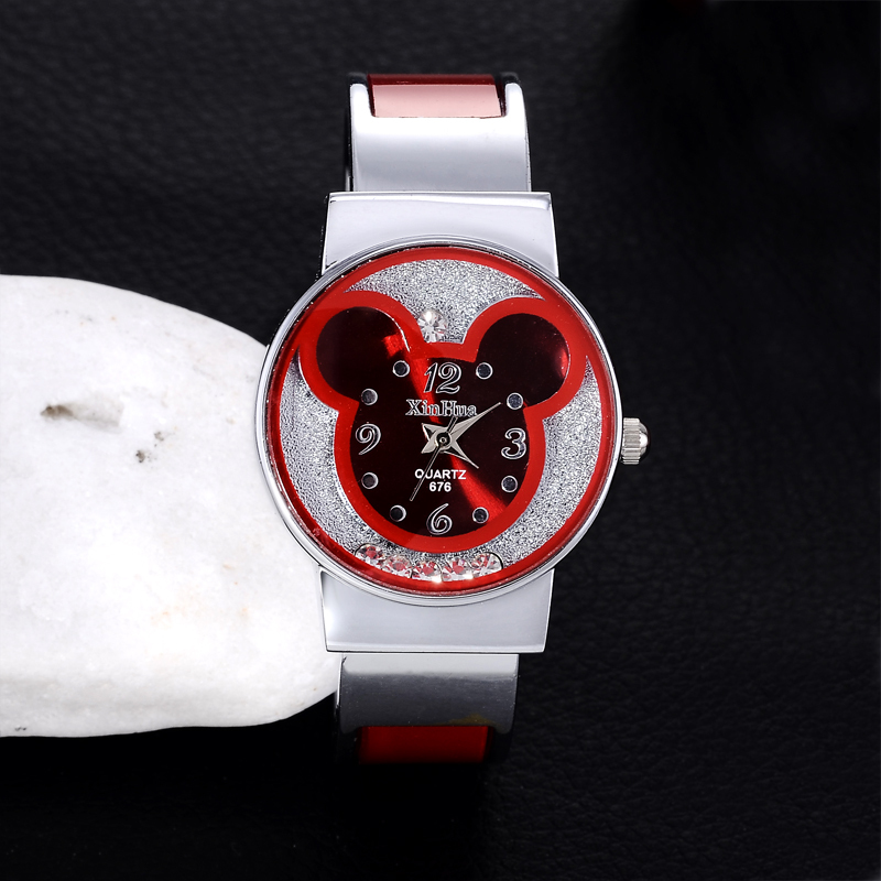 Top Brand Luxury Rhinestone Bracelet Watch Women Watches Full Steel Wrist Watch Ladies Watch Hour relogio feminino reloj mujer megir brand luxury simple women watches stainless steel watch women quartz ladies wrist watch gold relogio feminino reloj mujer