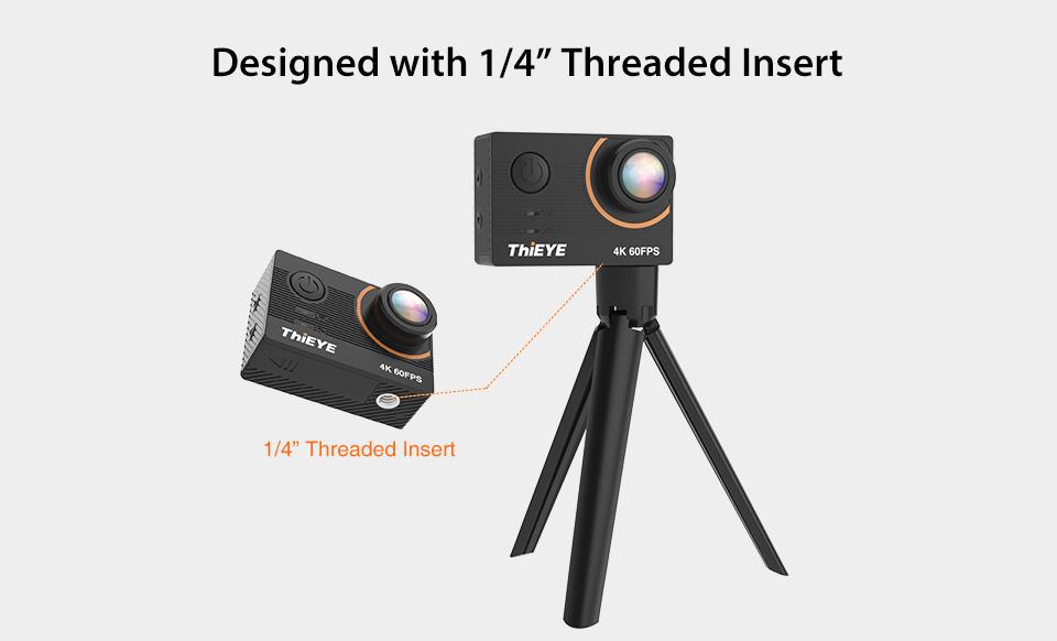 ThiEYE T5 Pro Real Ultra HD 4K 60fps 14