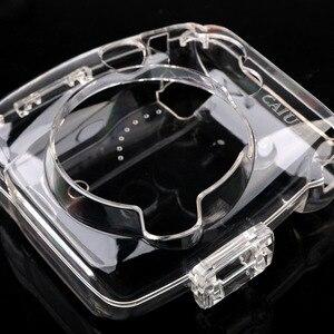 Image 4 - Przezroczysta twarda obudowa obudowa ochronna torba na aparat ochronny do aparatu fotograficznego Fujifilm Instax Mini 8/9 Mini 8/Mini8 +/9 Film natychmiastowy