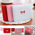 Ladies Designed Bowknot Business ID Credit case Cute Card Holder Pocket Bag Wallet Retail/ BVD3