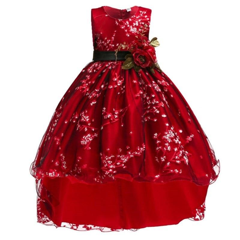 Flower-Girl-Wedding-Evening-Party-Dresses-Lace-Tailing-Formal-Kids-Dresses-For-Girls-Princess-Dress-Teenage (1)