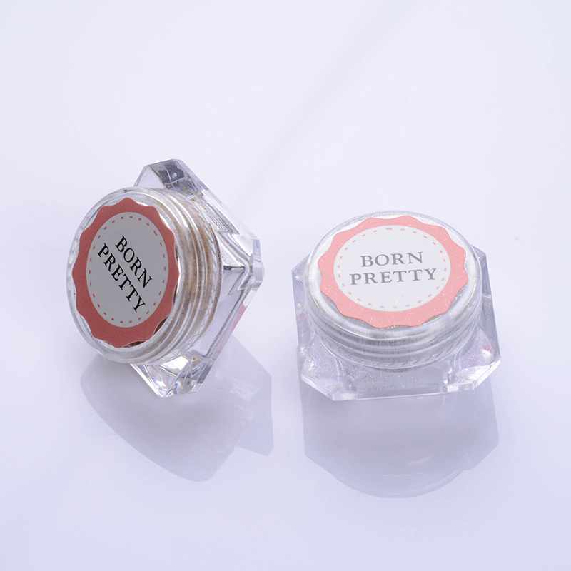 1 Caja de Uñas Sandy Sugar Mixed Nail Glitter Powder Manicure Nail - Arte de uñas - foto 6