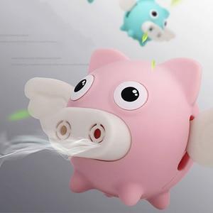 Image 5 - 자동차 향수 향수 자동 에어컨 클립 작은 돼지 펜던트 향수 환기 기관총 장식 홀더 공기 청정기
