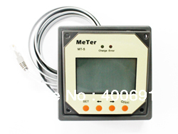 Optional MT-5 Remote Meter for Tracer MPPT Solar Charge Controller, convenient to view the controllers' running parameters sm206 solar power meter for solar research