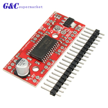 цена на New A3967 Stepping Motor Driver Boards Easy Driver Shield Stepper Motor Driver Module For Arduino Electrical Assembly Part