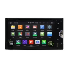 6.95 Inch Quad Core Android 5.1 Car DVD Player For Toyota For RAV4 Corolla Vios Stereo Multimedia Player Free 8GB MAP Card