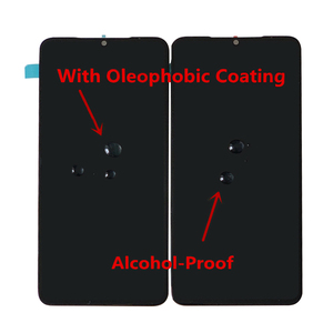 "Image 3 - 6.39"" Original Supor Amoled M&Sen For Xiaomi 9 Mi9 MI 9 LCD Display Screen Frame+Touch Panel Digitizer For MI 9 Explorer"