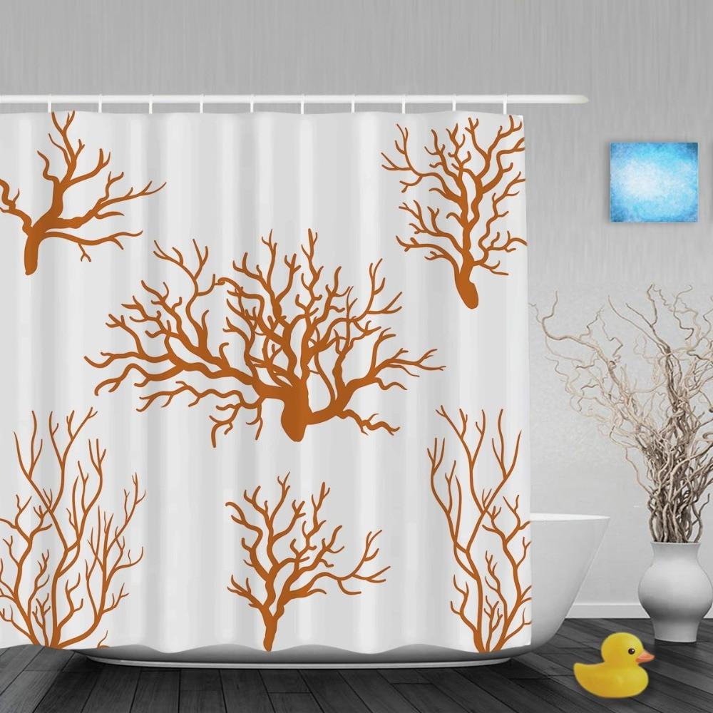 Online Get Cheap Coral Shower Curtain Hooks Aliexpresscom