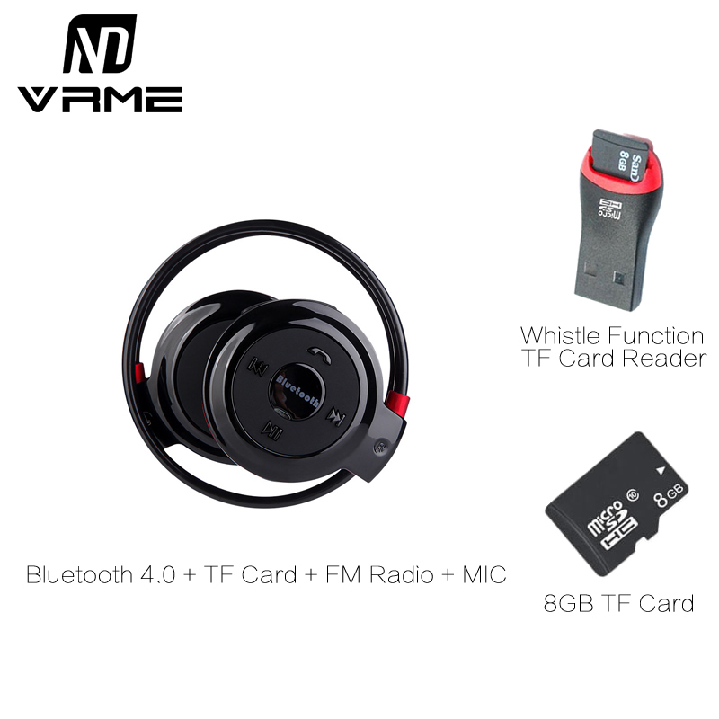 Neckband Sport Headphones Bluetooth Headset Wireless Earphone Handsfree Stereo Headset With Microphone Support FM Radio TF Card wireless bluetooth earphone headphones s9 sport earpiece headset with tf card slot 8g auriculares with micro for iphone android