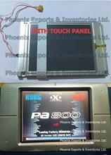 شاشة Korg جديدة مع محول الأرقام بشاشة تعمل بلمس للوحة شاشة LCD Korg PA800 مع لوحة شاشة تعمل باللمس