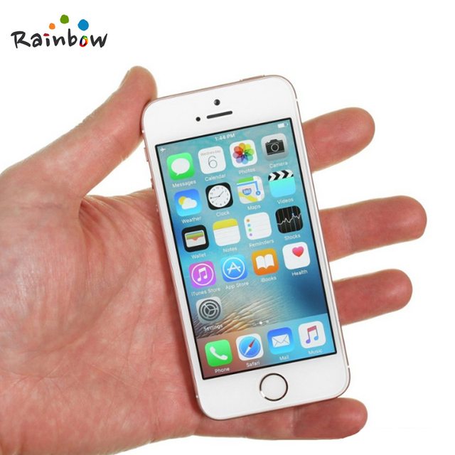 Apple iPhone SE Fingerprint Dual Core 4G LTE 16/64GB ROM Touch ID Smartphone