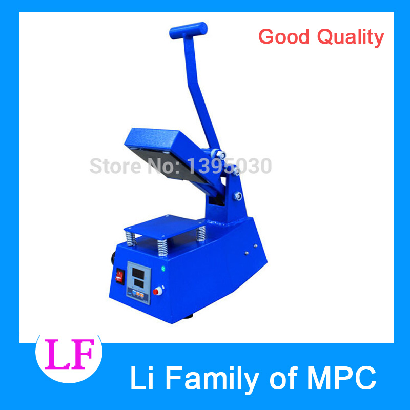 1 pcs 12*12cm small heat press machine (HP230C ) 1 pcs 38x38cm small heat press machine hp230a