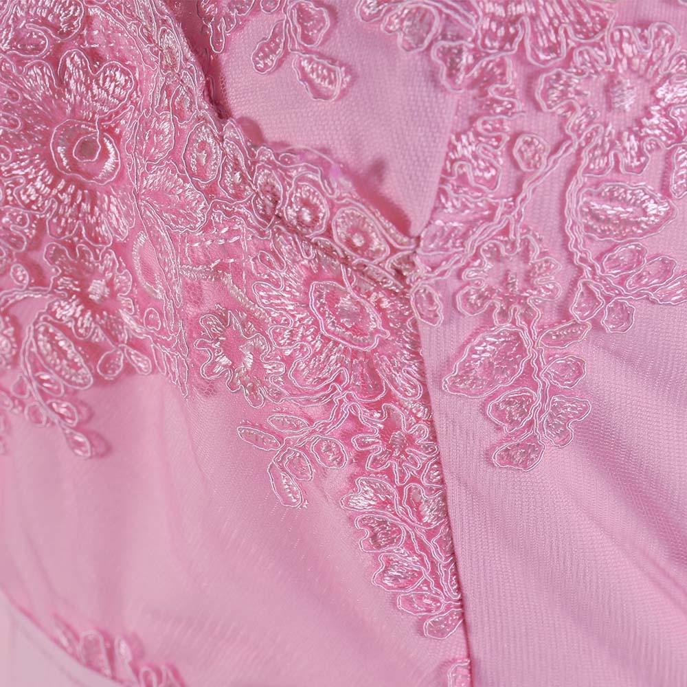 فستان سهرة  Missord جذاب مع ذيل وذو تصميم مميز 17