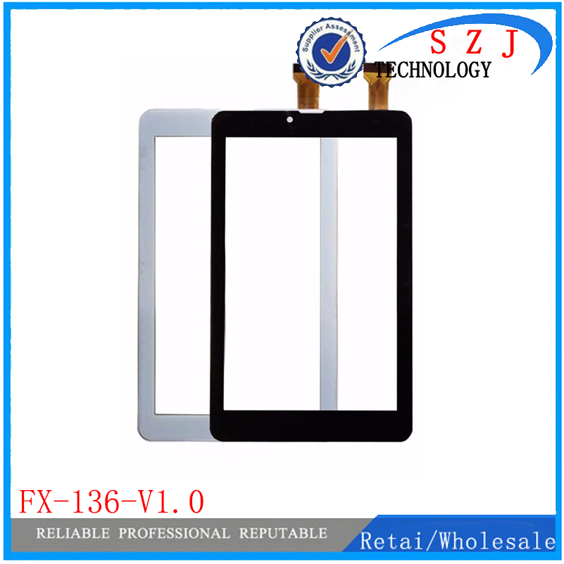 New 7'' Inch Tablet Capacitive Touch Screen Panel Replacement For FX-136-V1.0 Digitizer External Sensor Free Shipping