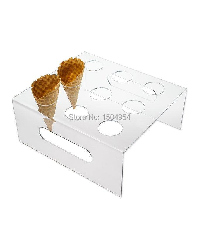Ice Cream Cone Holder 9 Holes