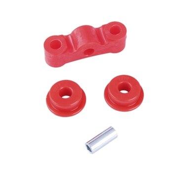 Adecuado para la modificación del coche 92-00 Kit de buje de transmisión de poliuretano rojo