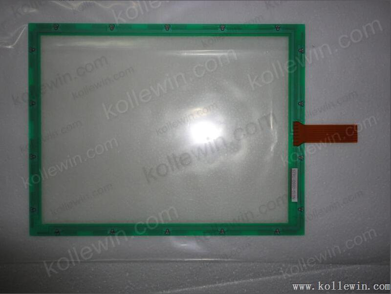 N010-0550-T625 1PC new touch glass for touch screen panel HMI. new touch screen panel glass for np5 mq001 np5 mq001b np5 sq000b np5 sq001b