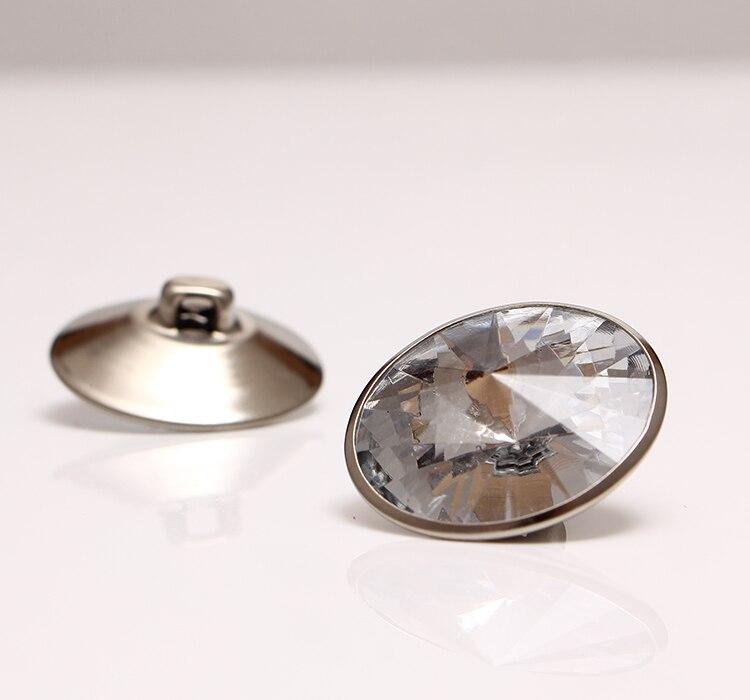 (1480 Stks/partij) 20mm Diy Plastic Knoppen Voor Sofa Meubels Muur Decoratieve Accessoires