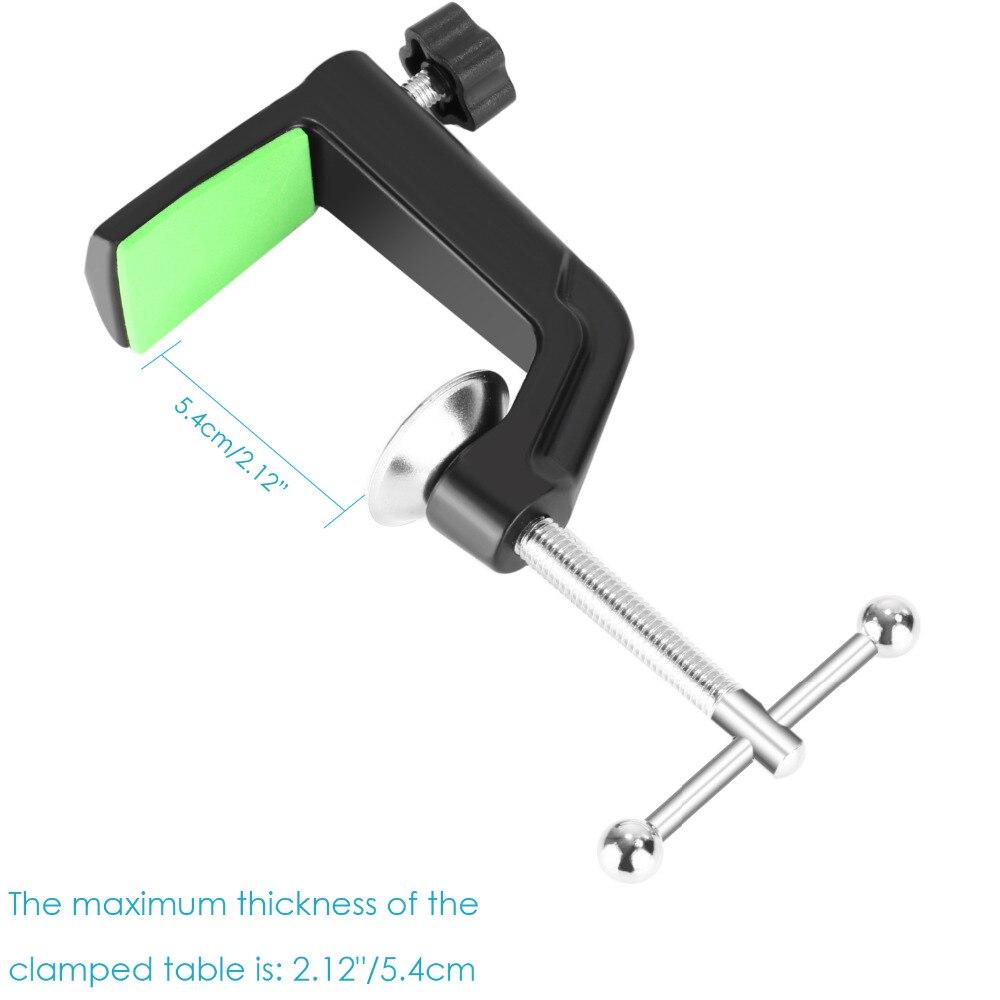 Neewer NW-800 microphone à condensateur Kit Noir 48 V Phantom alimentation câble xlr pour Home Studio D'enregistrement Boom Ciseaux support à bras - 5