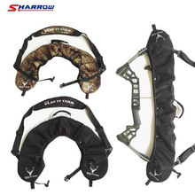 Archery Compound Bow Bag 2 Colors Compound Bow Case Puller Protector Compound Bow Pocket compound specific stable isotope analysis
