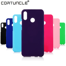 COATUNCLE Phone Case sFor Fundas Huawei P20 Lite case For Coque P 20 Candy Color Hard plastic PC cover phone cases