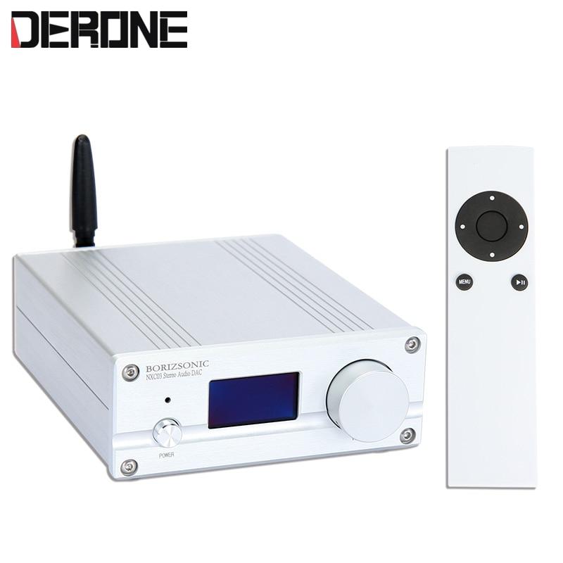 ES9038Q2M USB DAC bluetooth 5.0 XMOS XU208  ES9023 DSD256 32Bit / 384Khz  Optical Coaxial  input decoder  free shippingES9038Q2M USB DAC bluetooth 5.0 XMOS XU208  ES9023 DSD256 32Bit / 384Khz  Optical Coaxial  input decoder  free shipping