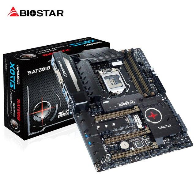 Biostar Gaming Z170X Intel LAN Treiber