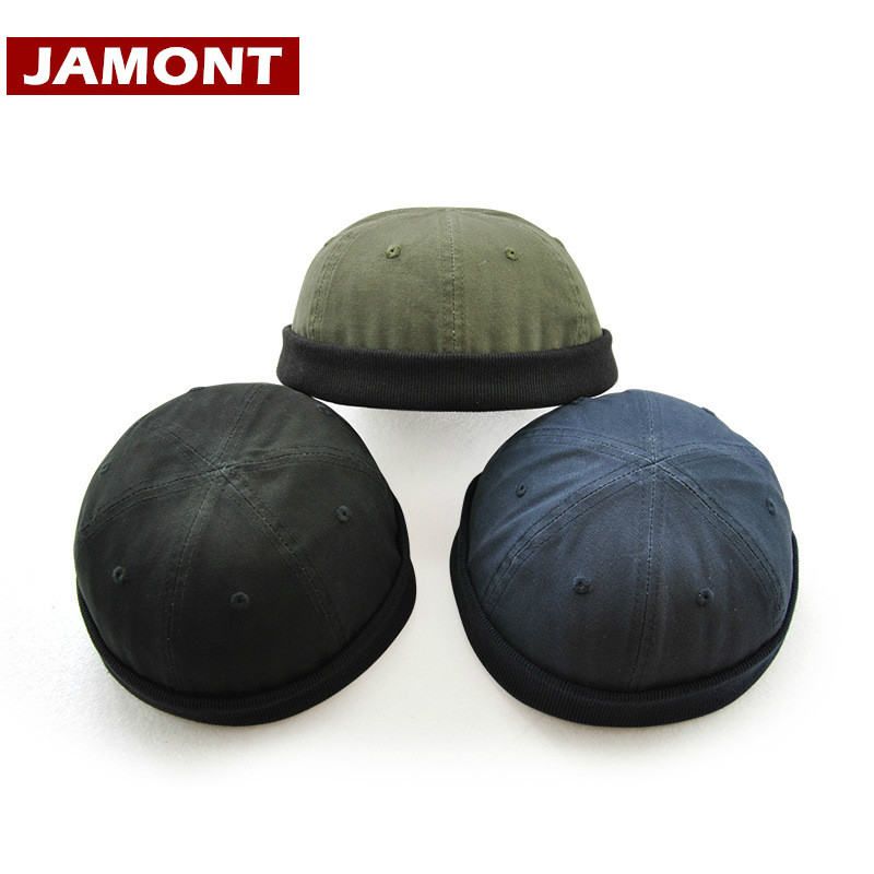 [JAMONT] New Cotton Beanie Men