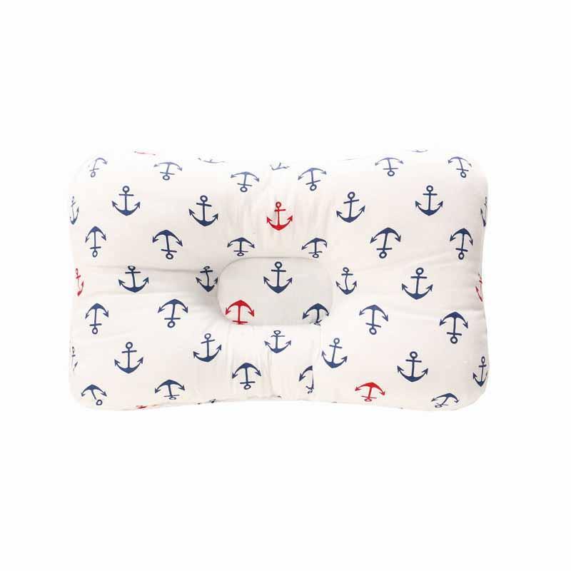 Подушка для младенца, подушка для защиты головы, детское постельное белье, Младенческая подушка для кормления малыша, позиционер для сна против скатывания - Цвет: Темный хаки