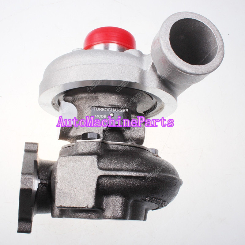 New Turbo for DEUTZ BF4M1011F Turbocharger with Gasket Bobcat 863 new turbo for deutz bf4m1011f turbocharger with gasket bobcat 863