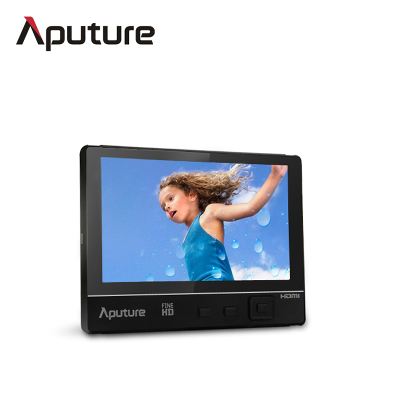 Aputure VS-2 FineHD LCD Field digital monitor 7inch V-Screen VS-2 FineHD for DSLR Camcorder Optimized PEAK Monitoring aputure vs 1 v screen digital video monitor