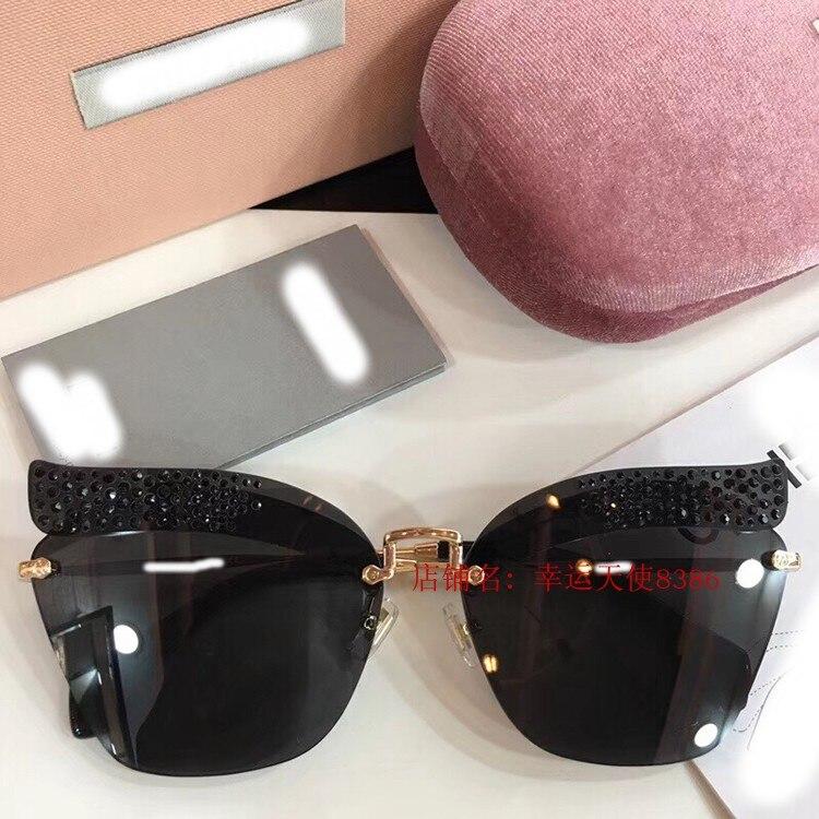 2019 luxury Runway sunglasses women brand designer sun glasses for women Carter glasses Y0183