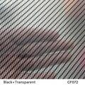 CF072  10Square 1m width Black carbon fiber hydrographic films