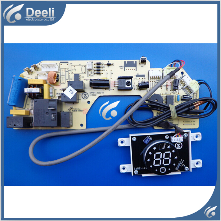 95% new good working for air conditioning accessories KFR-23/25/26/32/35G/(M75A) computer board motherboard on sale 100% tested for washing machines board xqsb50 0528 xqsb52 528 xqsb55 0528 0034000808d motherboard on sale