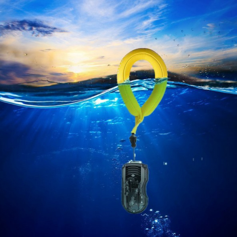 Waterproof Diving Floating Foam Wristband Arm Strap Underwater Hand Grip With Lanyard Swimming Floating Tools For Camera/Phone